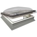 Okno dachowe otwierane elektrycznie FAKRO DEC-C U8