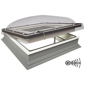 Okno dachowe otwierane elektrycznie FAKRO DEC-C P2