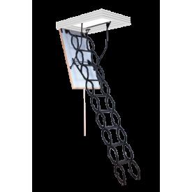 OMAN Schody strychowe FLEX TERMO METAL BOX