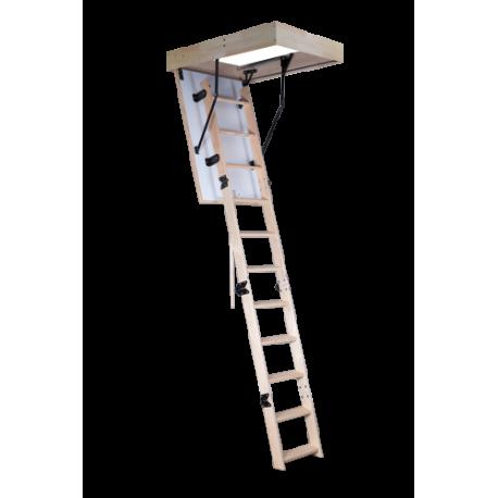 OMAN Schody strychowe COMPACT TERMO